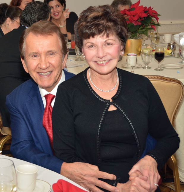 Peter & Cathy Mesologites, PHOTO: ETA PRESS