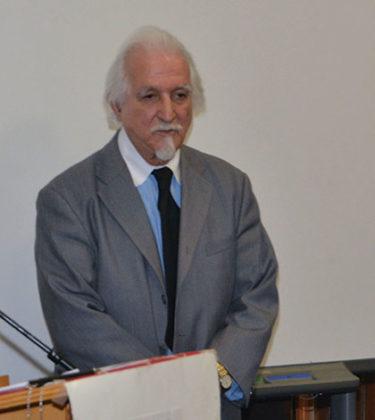 "President of ""Prometheus"", Dr. Demosthenes Triantafillou"
