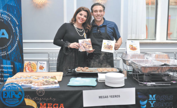 Greek businesses well represented at this year's Hermes Expo