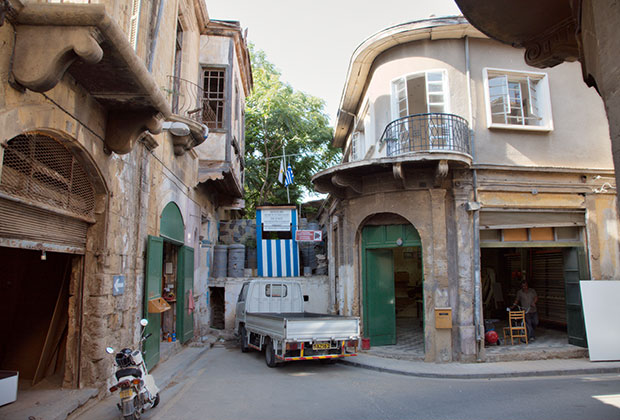 Nicosia, the last divided capital city in the world