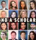 2019 PanHellenic Scholarship Recipients