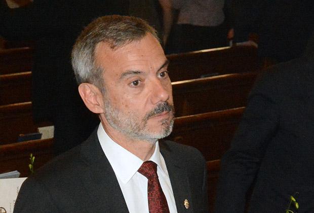 Mayor of Thessaloniki Konstantinos Zervas