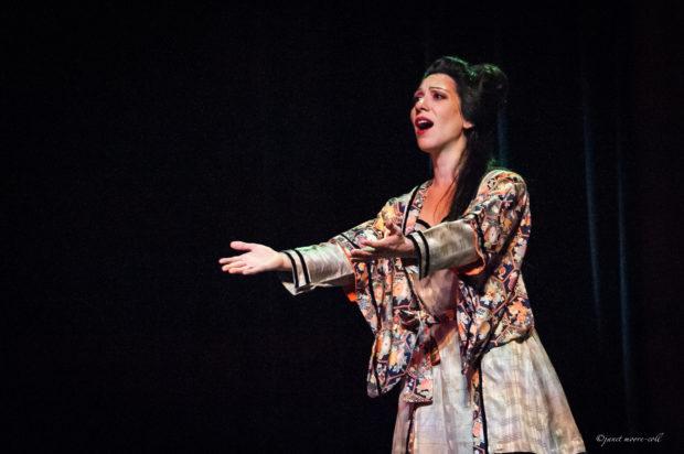 "Cio-Cio San in ""Madama Butterfly"" - Charlottesville Opera"