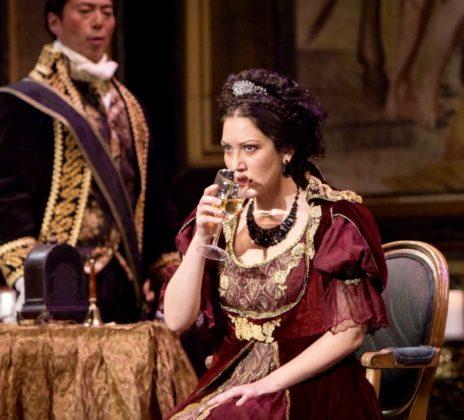 "Title role in ""Tosca"" - LOFT Opera"