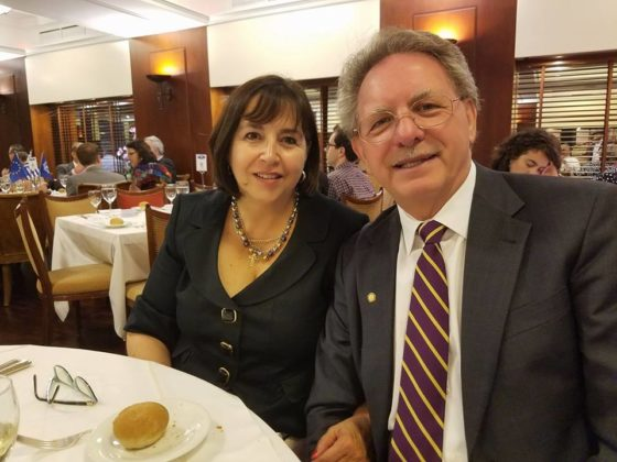 Liz & Demetrios Giannaros