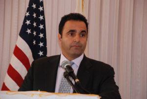 Kyriacos Papastylianou, President.