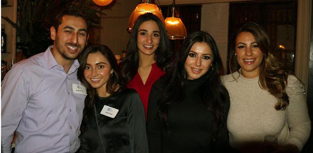 Kostas Ouranitsas, Ariana and friends. PHOTO: ETA PRESS