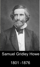 Samuel Gridley Howe, from Perkins Institute