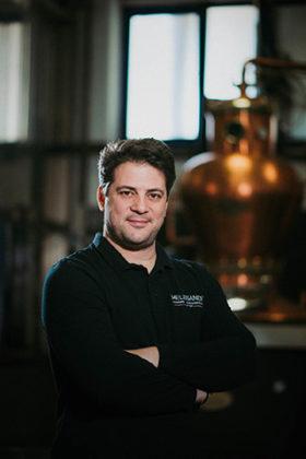 Master Distiller Dimitris Melissanidis