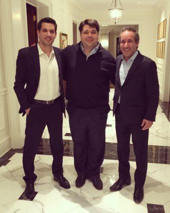 George Petrocheilos, George Tsunis, John P. Angelos