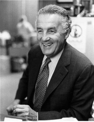 Senator Paul Spyros Sarbanes February 3, 1933 – December 6, 2020