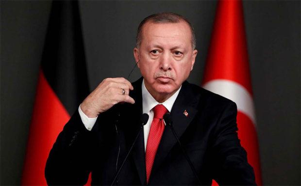 Turkey's elected Dictator Recep Tayyip Ergogan