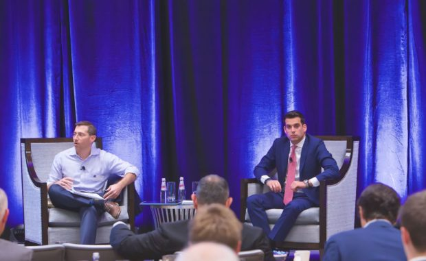 Catalio Capital Management Co-Founders Dr. Jacob Vogelstein and George Petrocheilos