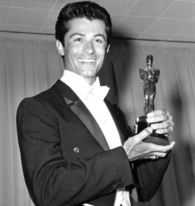 George Chakiris won the Golden Globe and the Best Supporting Actor Academy Award for West Side Story