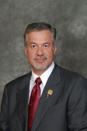 """John Manos, President and founding member of the""""Venizelos Foundation USA"""""""