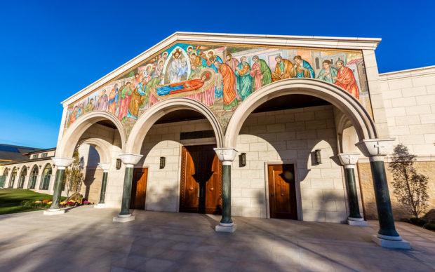 The Dormition of the Virgin Mary Greek Orthodox Church of the Hamptons, NY