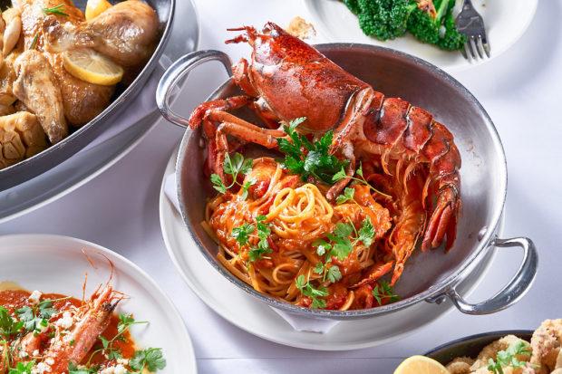 Maine Lobster Pasta