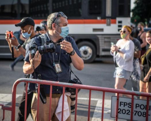 The Washington Post, CNN, MSNBC, GettyImages, American Express, BMW, NHL images, and PGA photojournalist Tasos Katopodis