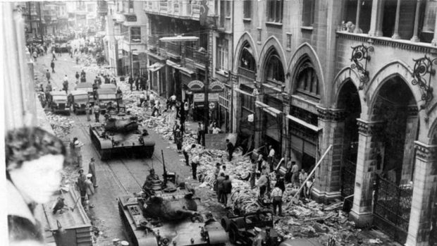 The Turkish Pogrom against the Greeks of Constantinople. September 6-7, 1955